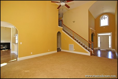 New Home Paint Colors choosing paint colors - what's popular this year?