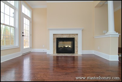 fireplace design ideas two sided fireplace photos - Fireplace Design Ideas