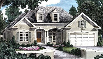 Most popular home design | Raleigh new homes