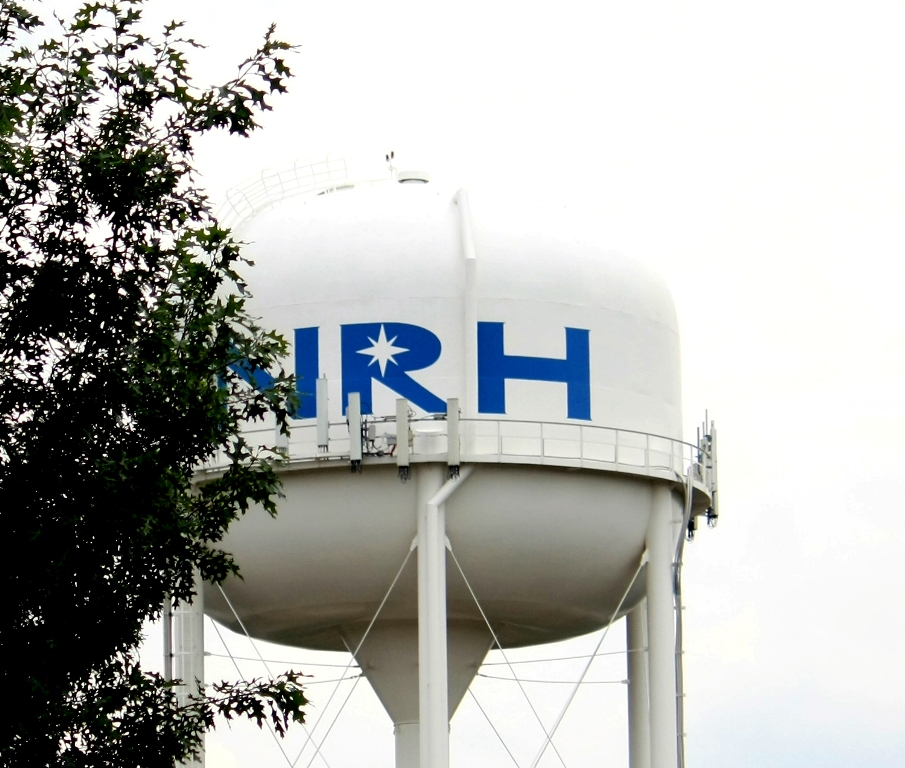 North Richland Hills Tx, water tower, Amy Steele Realtor copyright Amy Steele