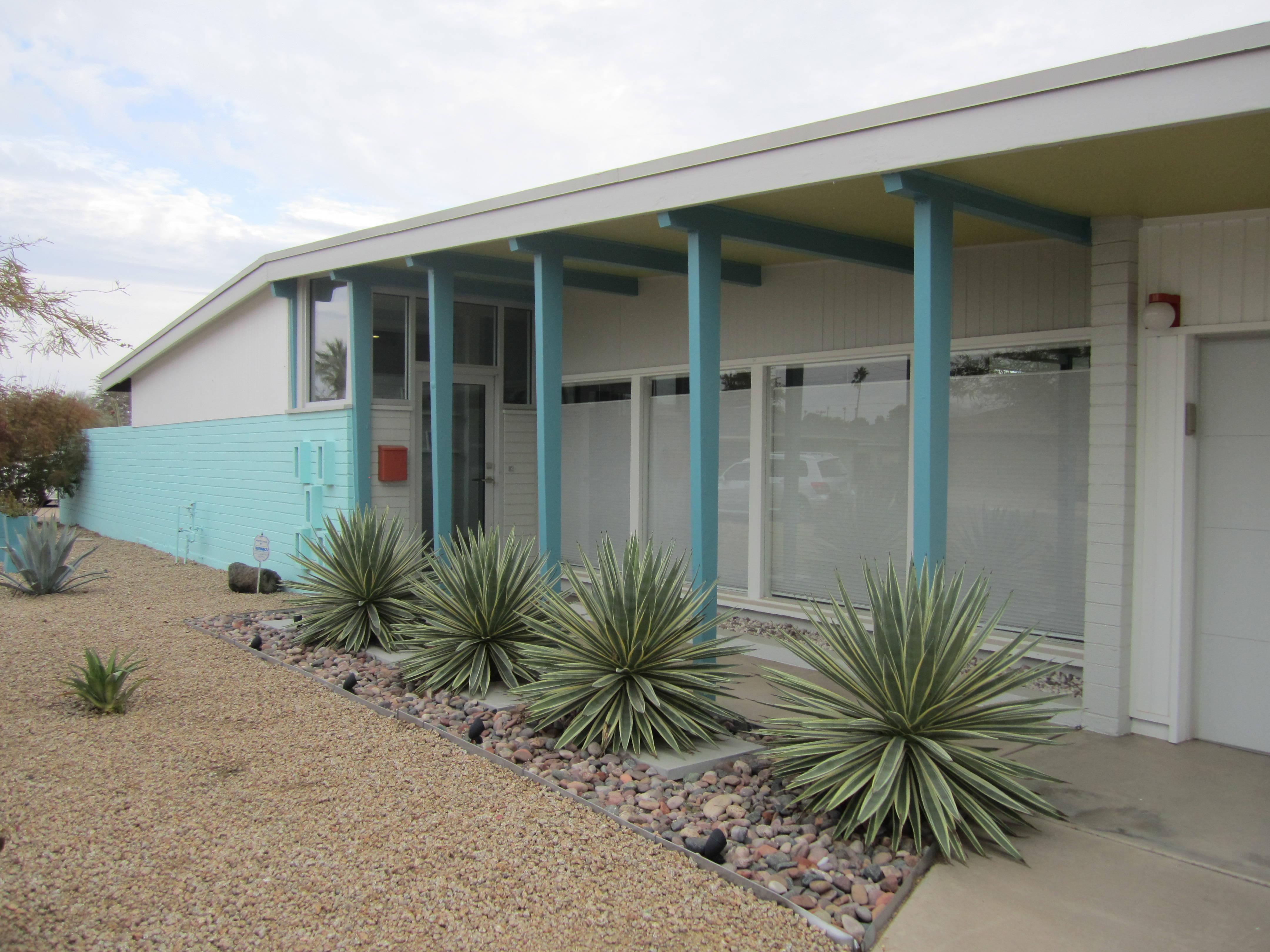 Exterior Look Of A Schreiber Home