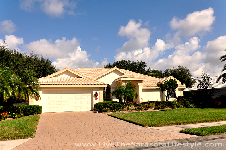 One Of Many Estate Homes In Deer Creek Sarasota Florida