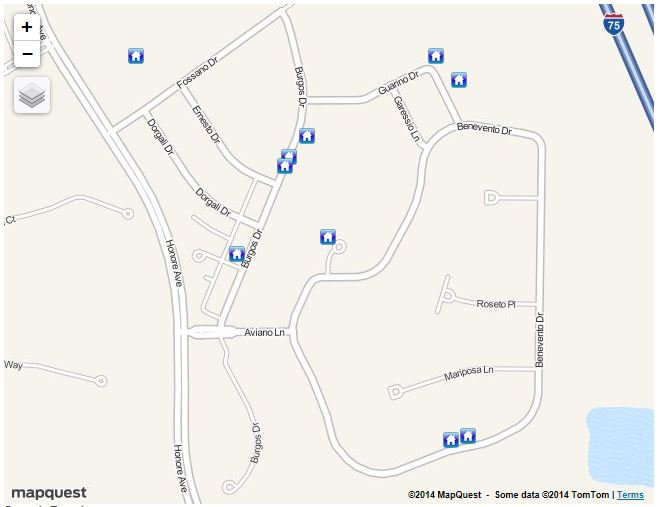 Map Of Isles Of Sarasota Homes For Sale Sarasota Florida 34328