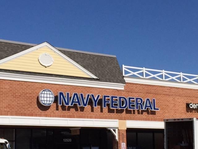 Woodbridge Va Navy Federal Credit Union Is Closing