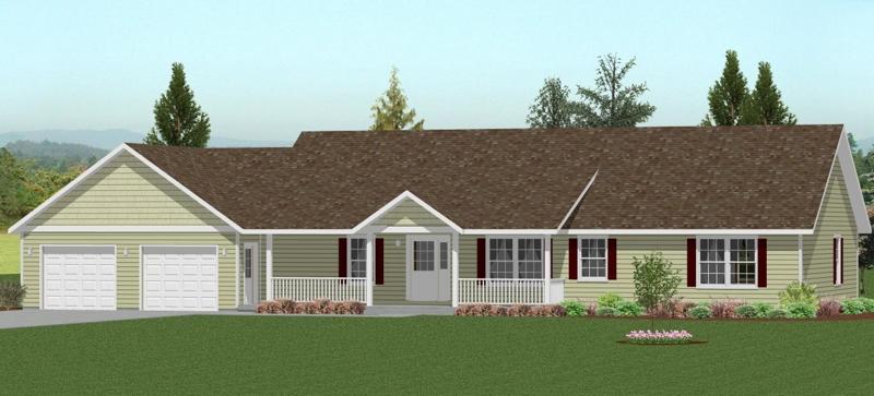 Modular homes ia home review for Modular lake homes