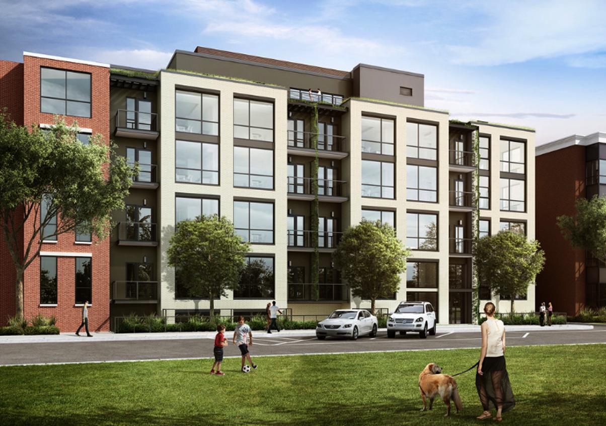 11 Park New Condos In Logan Circle Dc