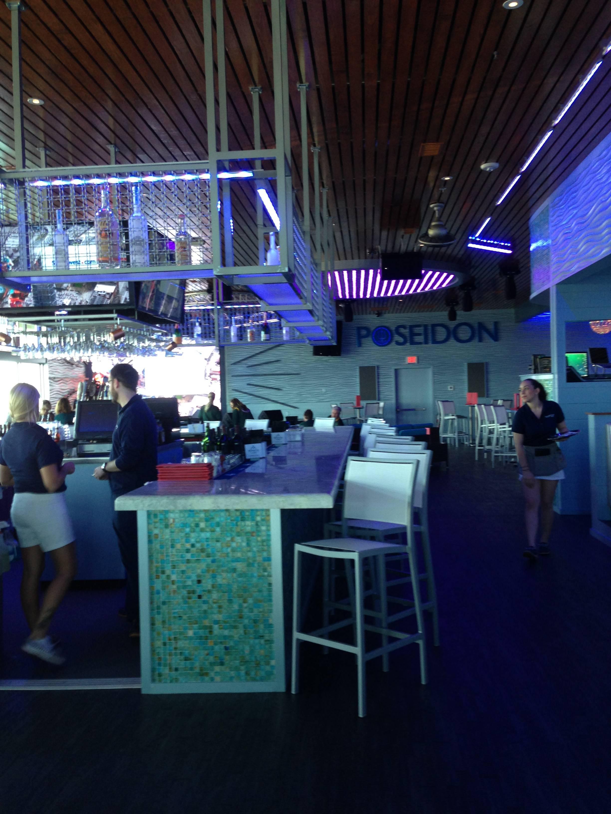 20 000 Leagues Over The Sea Poseidon New Restaurant On Hilton Head