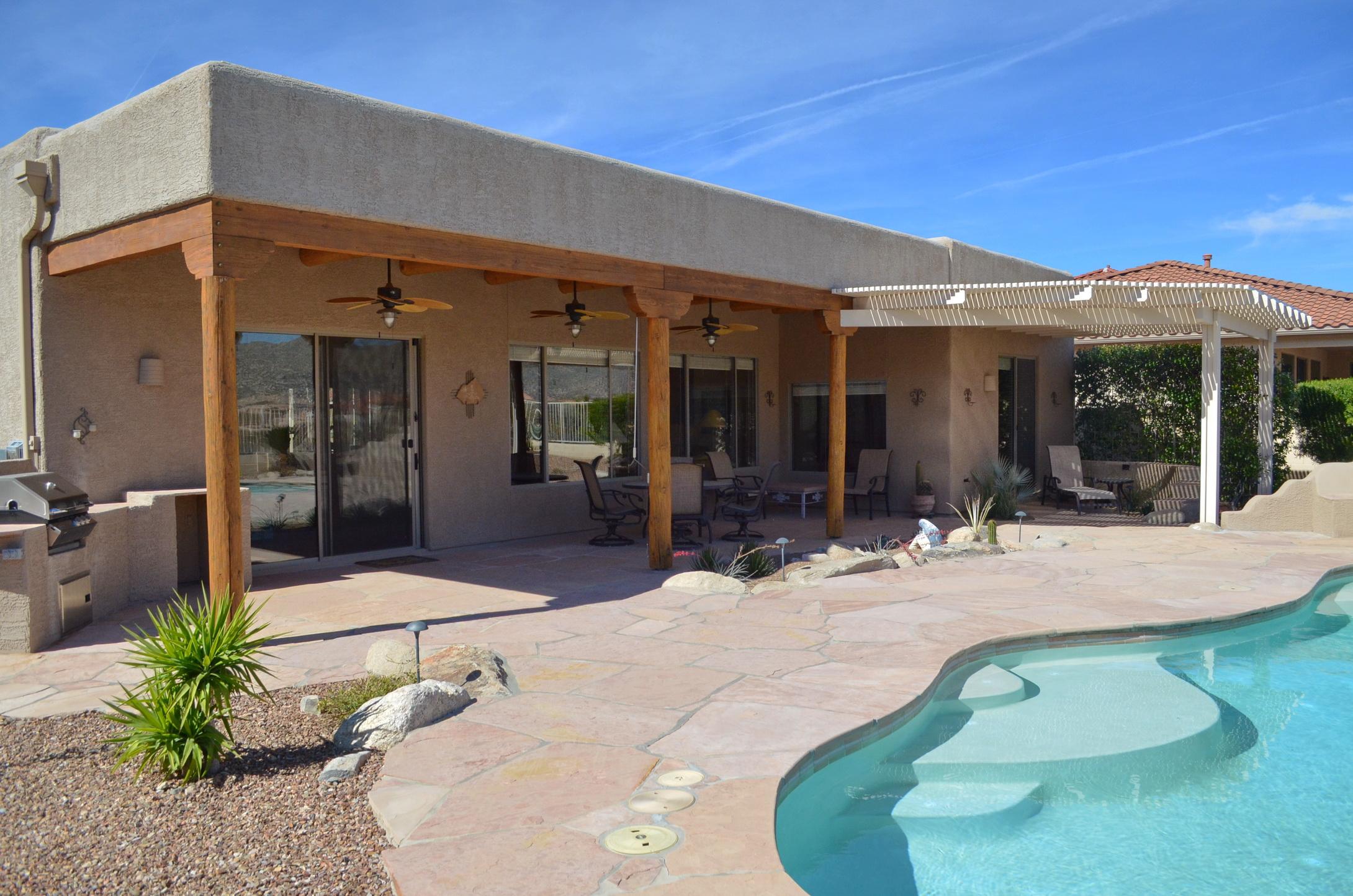 Stunning SaddleBrooke Santa Fe With Pool For Sale in Tucson AZ