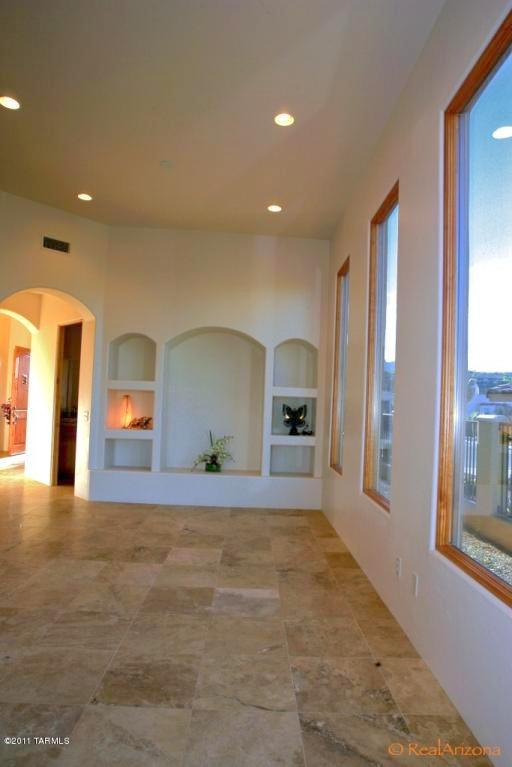 Villa Milano Homes At Rancho Sin Vacas In North Tucson