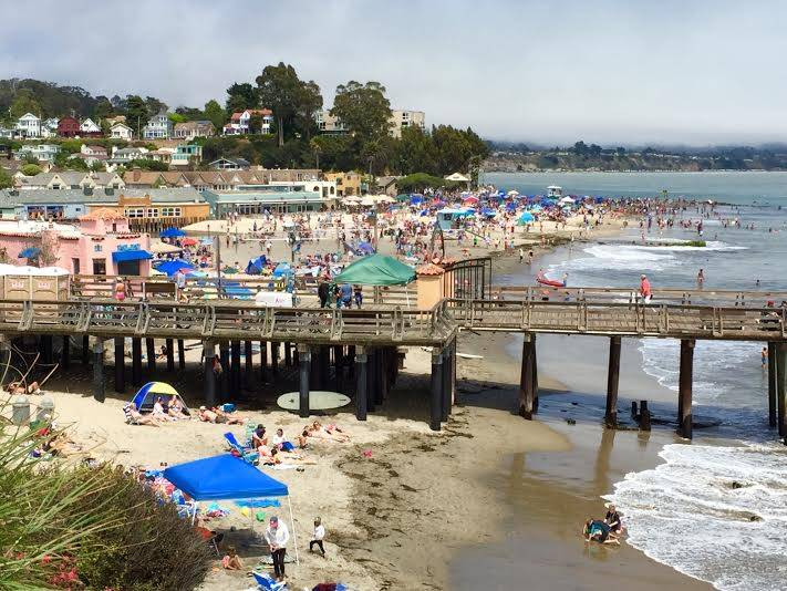 Capitola Beach California The Best Beaches In World