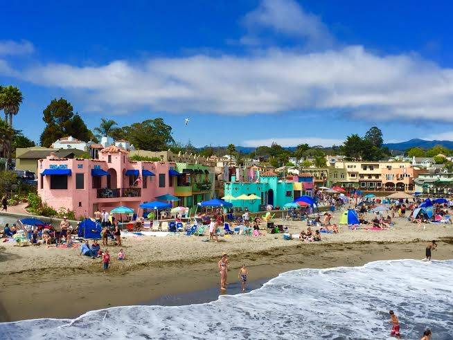 Capitola California By Robert Swetz 2017