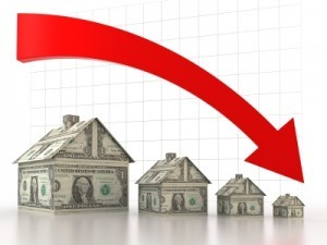 Drop in Home Prices
