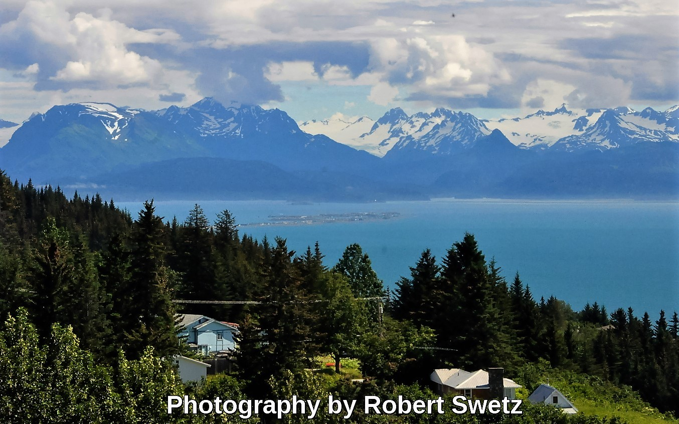 Alaska by Robert Swetz