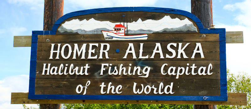 Halibut fishing charter in homer alaska booked for vega for Halibut fishing homer alaska