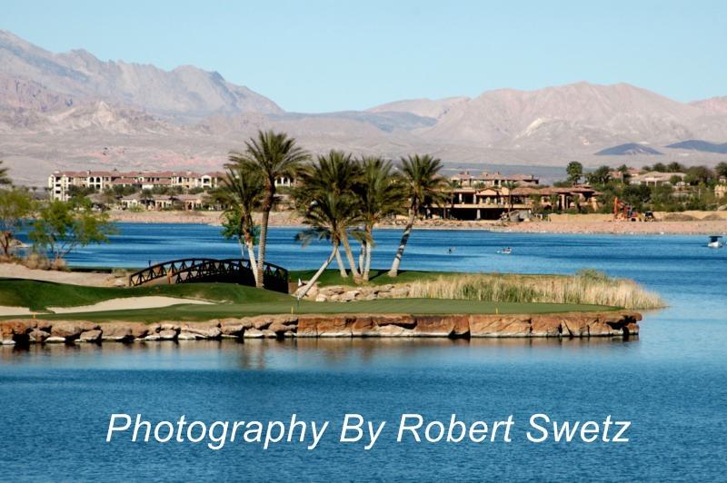 Lake Las Vegas by Robert Swetz