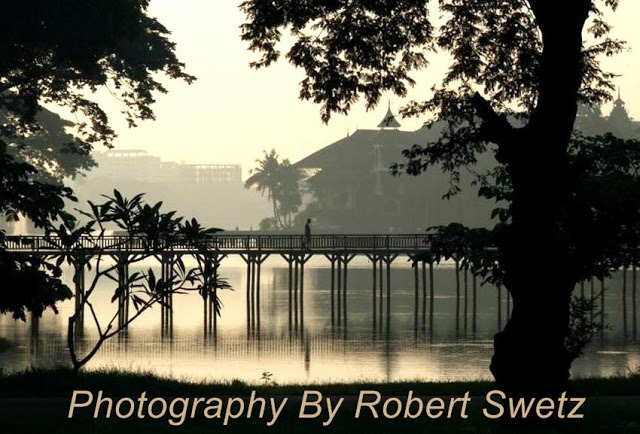 Myanmar by Robert Swetz