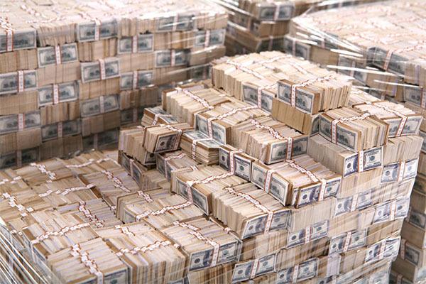Vegas Bob's 9 Million Dollars