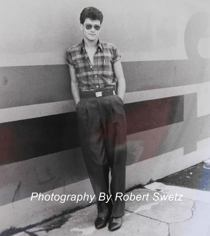 Robert Vegas Bob Swetz
