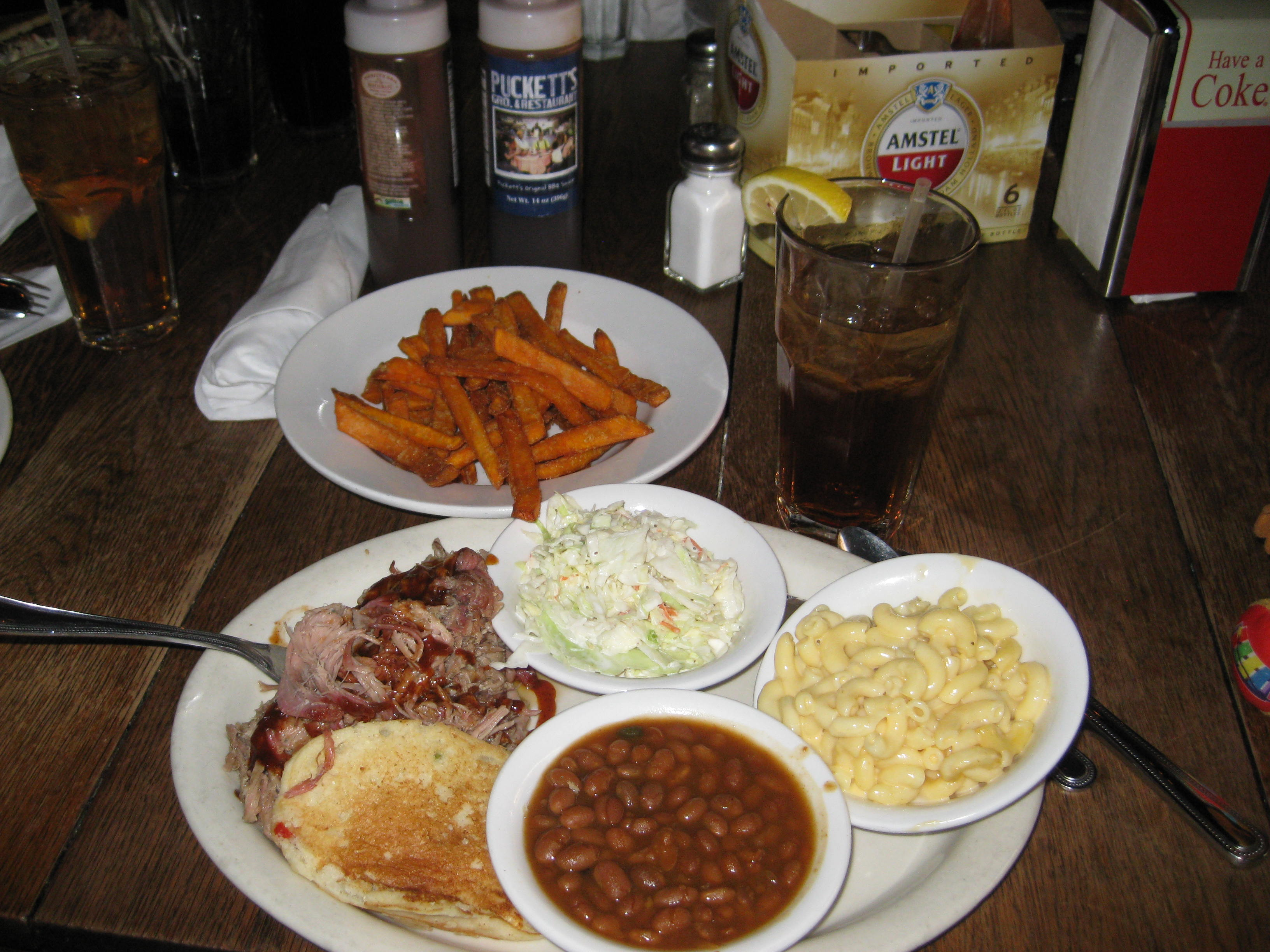 Franklin Tn Puckett S Grocery Comfort Food At It Best