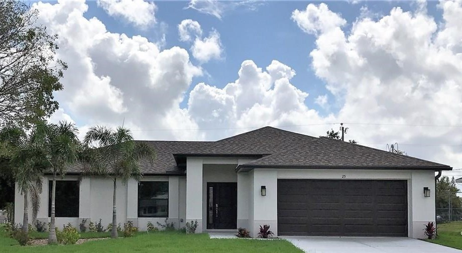 New homes in Cape Coral