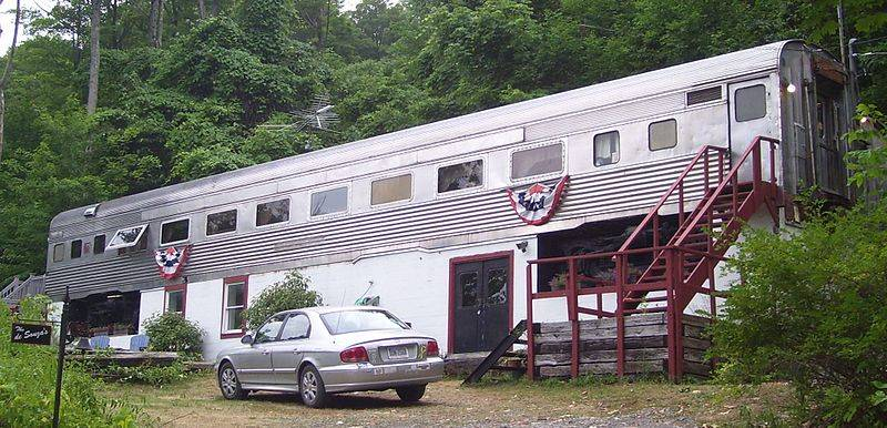 If This Were My Listing Train Car House