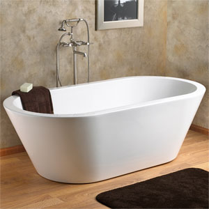 2014 home trends for Modern stand alone bathtubs