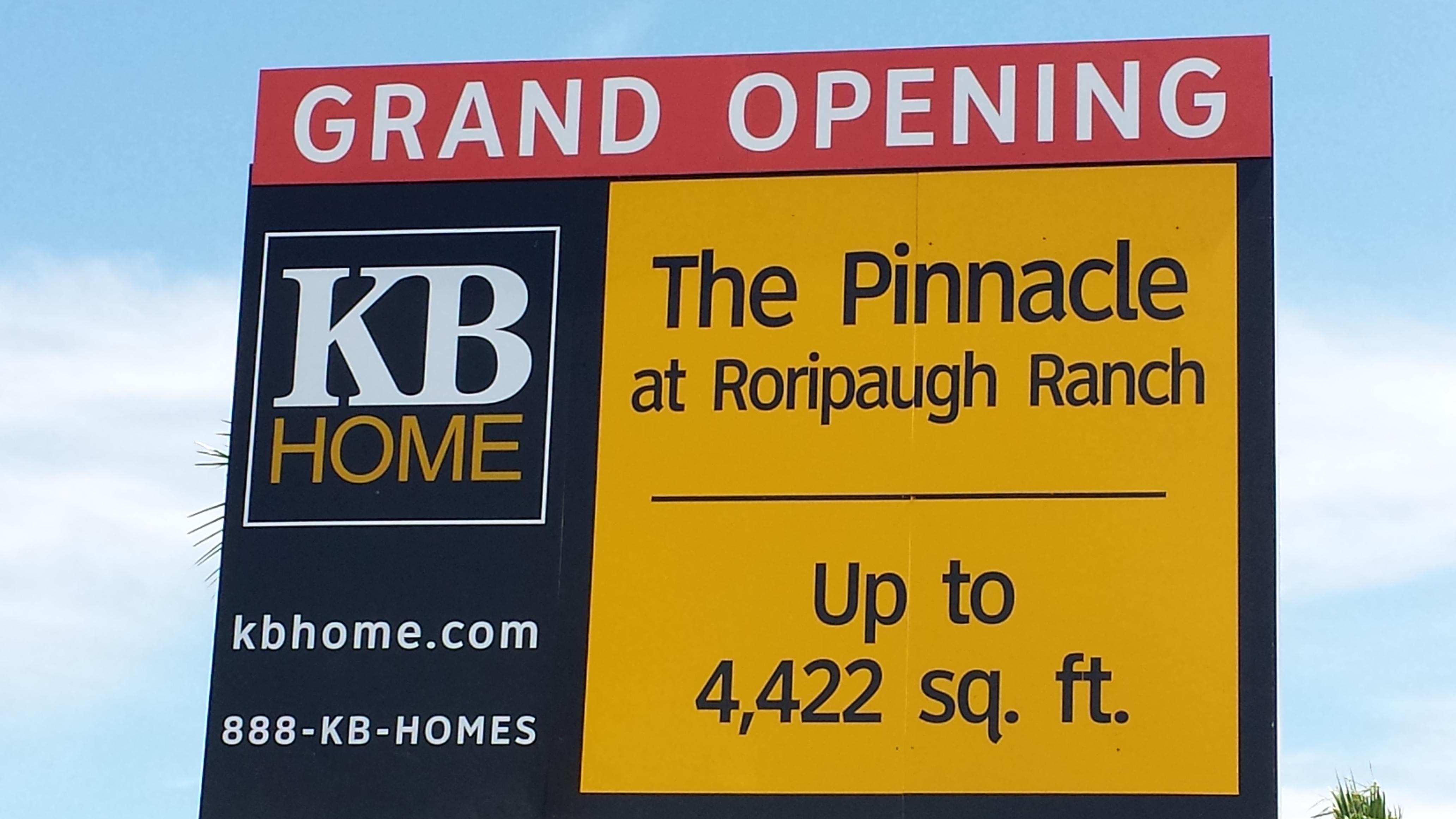KB Homes at Roripaugh Ranch in Temeucla