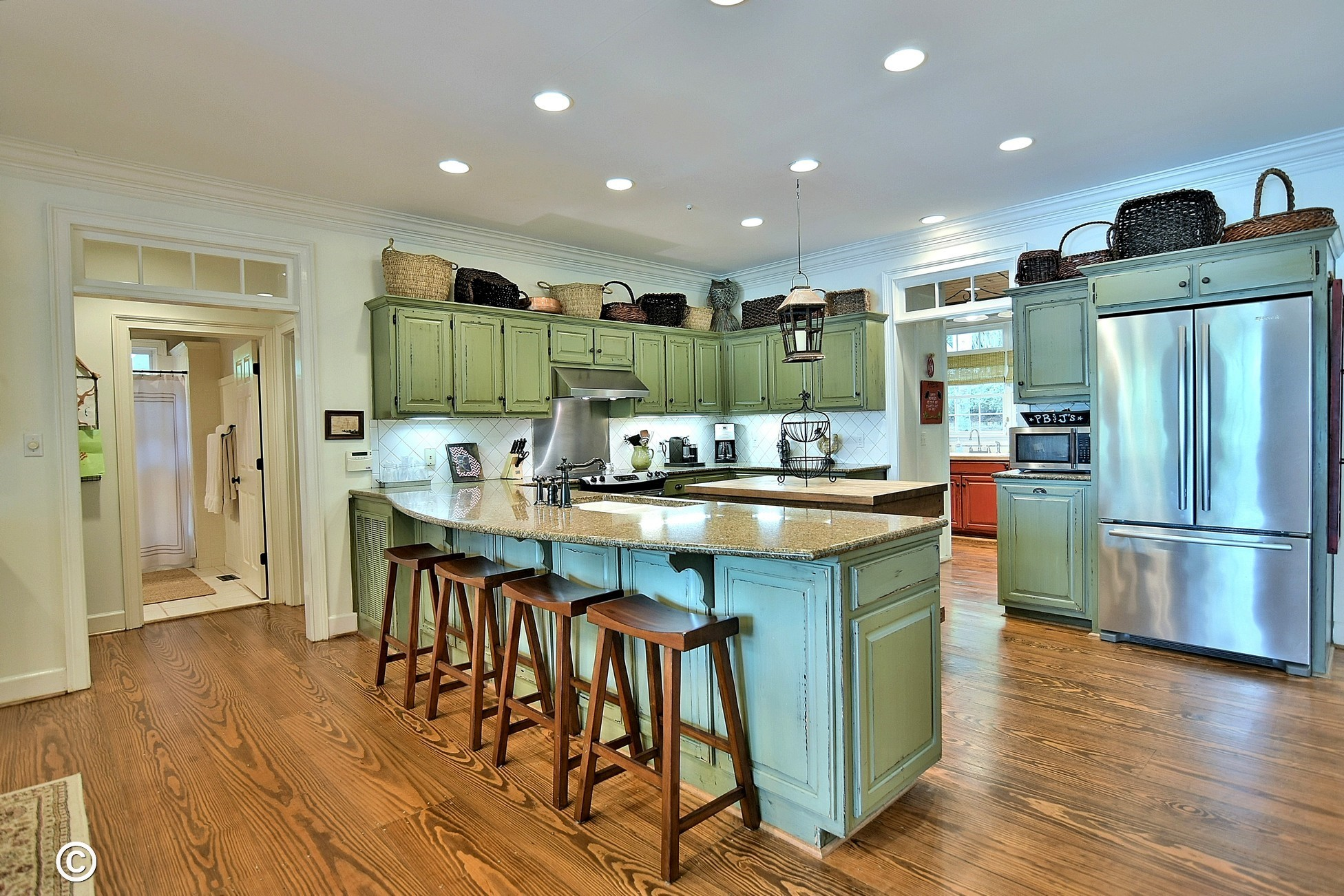 kitchen 90 Four Lot Rd