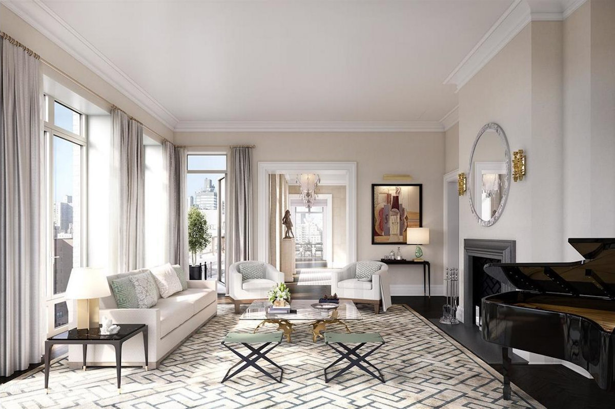 New York Penthouses For Sale