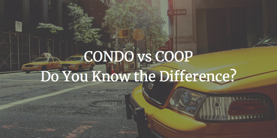 difference between condo and coop