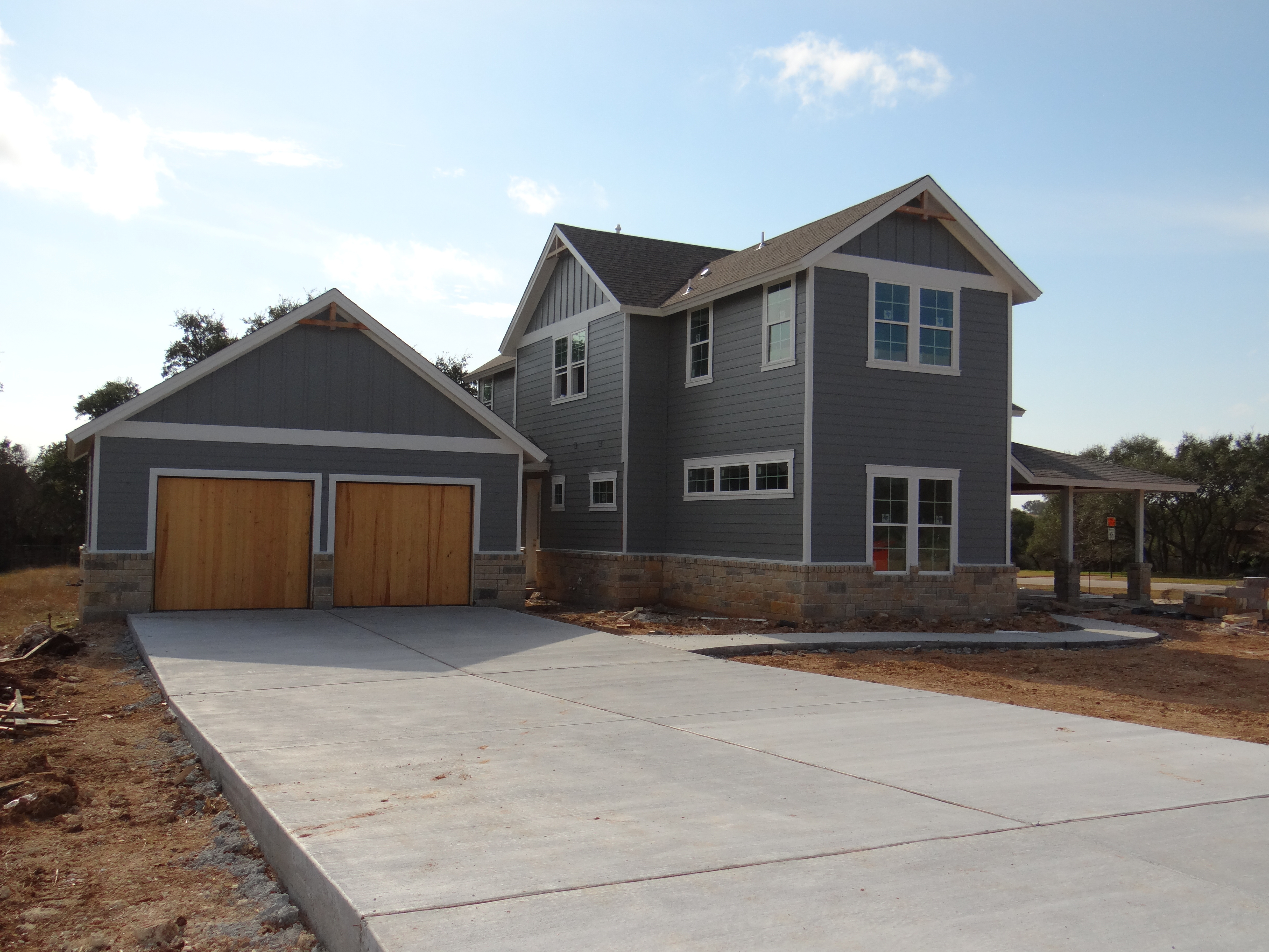 New Construction Just Listed In Howard Ranch