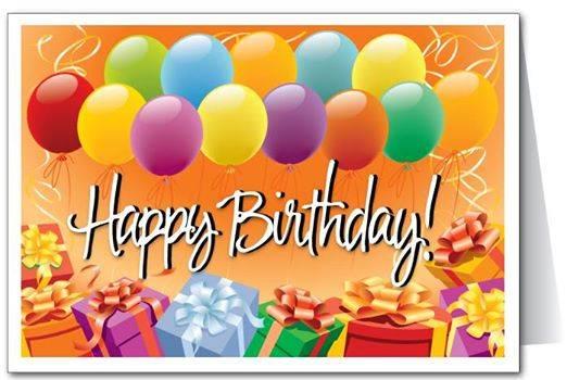 Happy Birthday To My Husband JOHN WILLIAM CORBETT