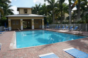 Abacoa Antigua community pool Jupiter Florida