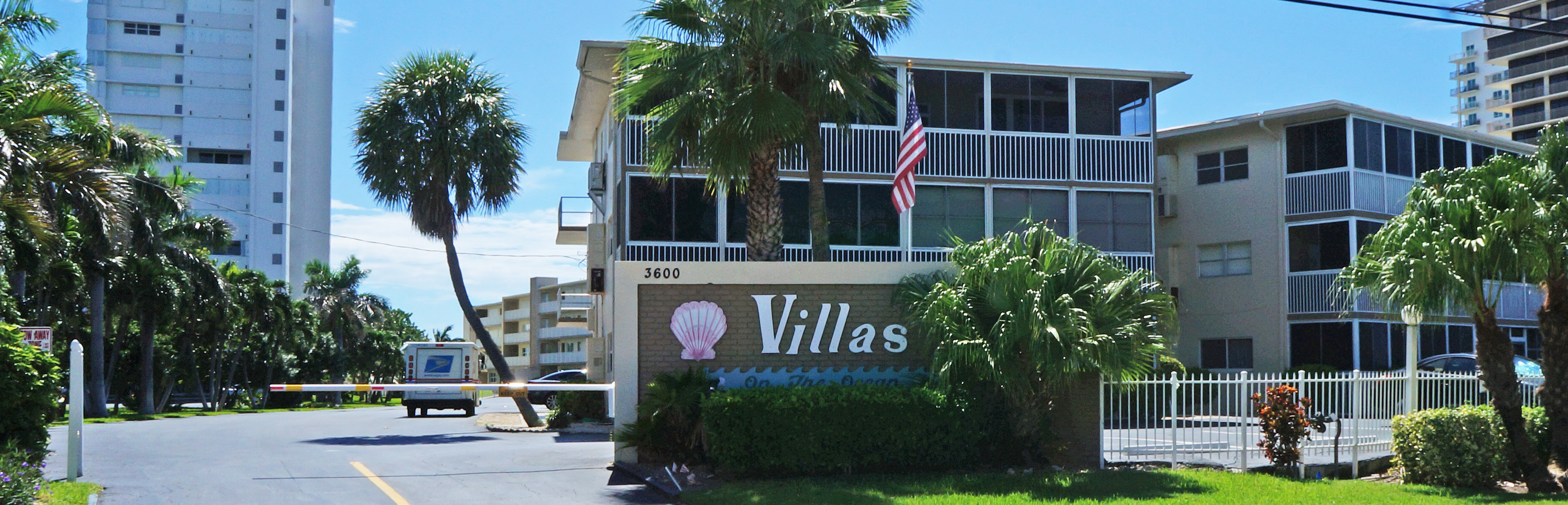 Villas on the Ocean - 55+ Singer Island Florida condo community