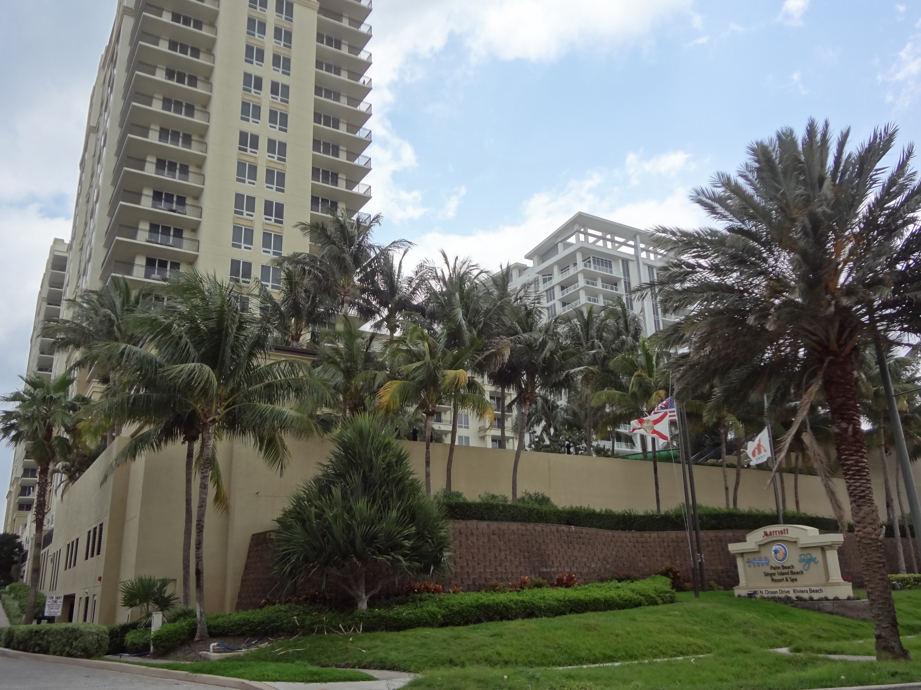 Marriot Resort at Singer Island - Palm Beach Waterfront Condos