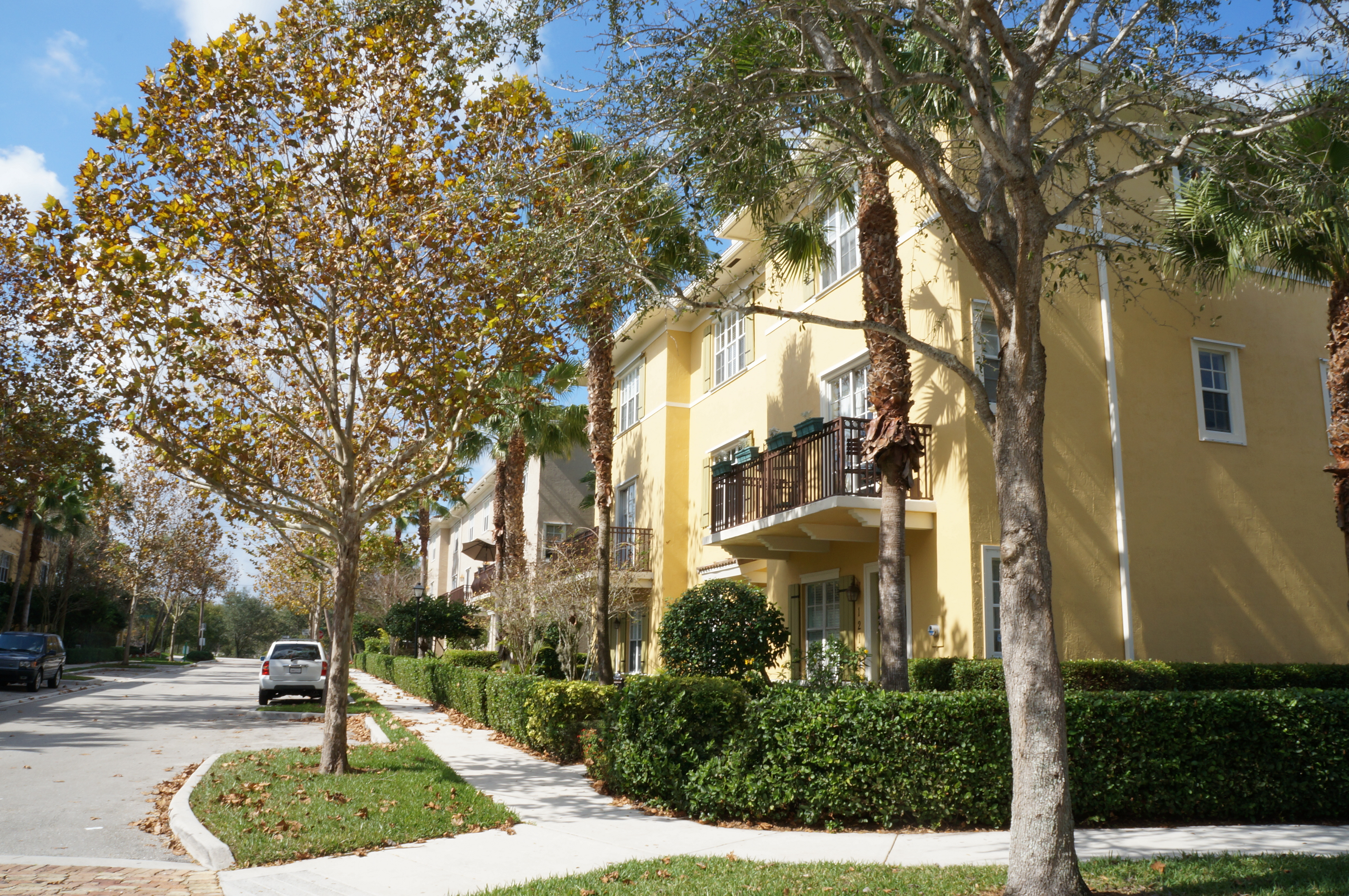 Osceola Woods Jupiter Abacoa townhomes for sale