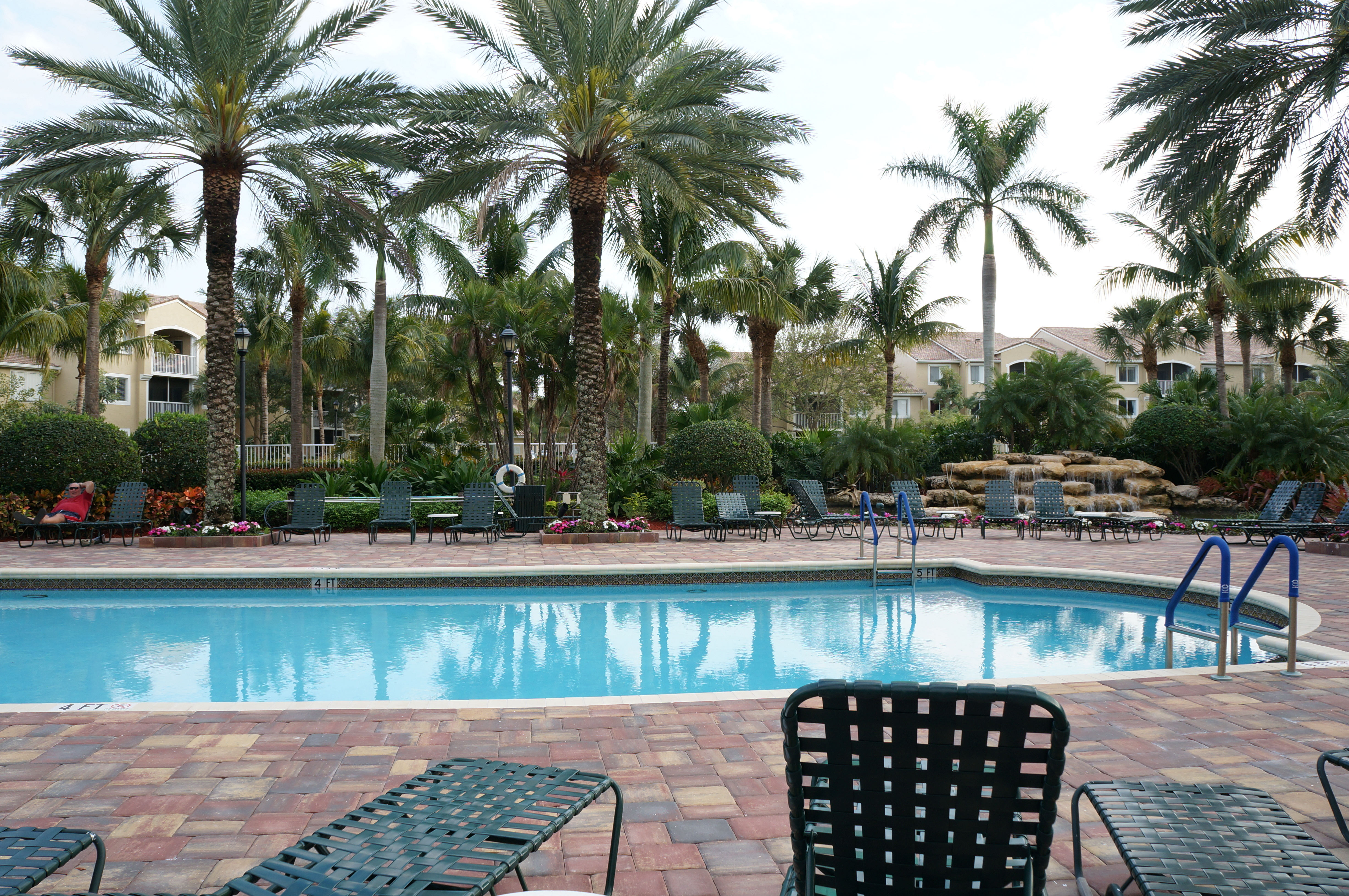 Community Pool at Lighthouse Cove Tequesta Condos