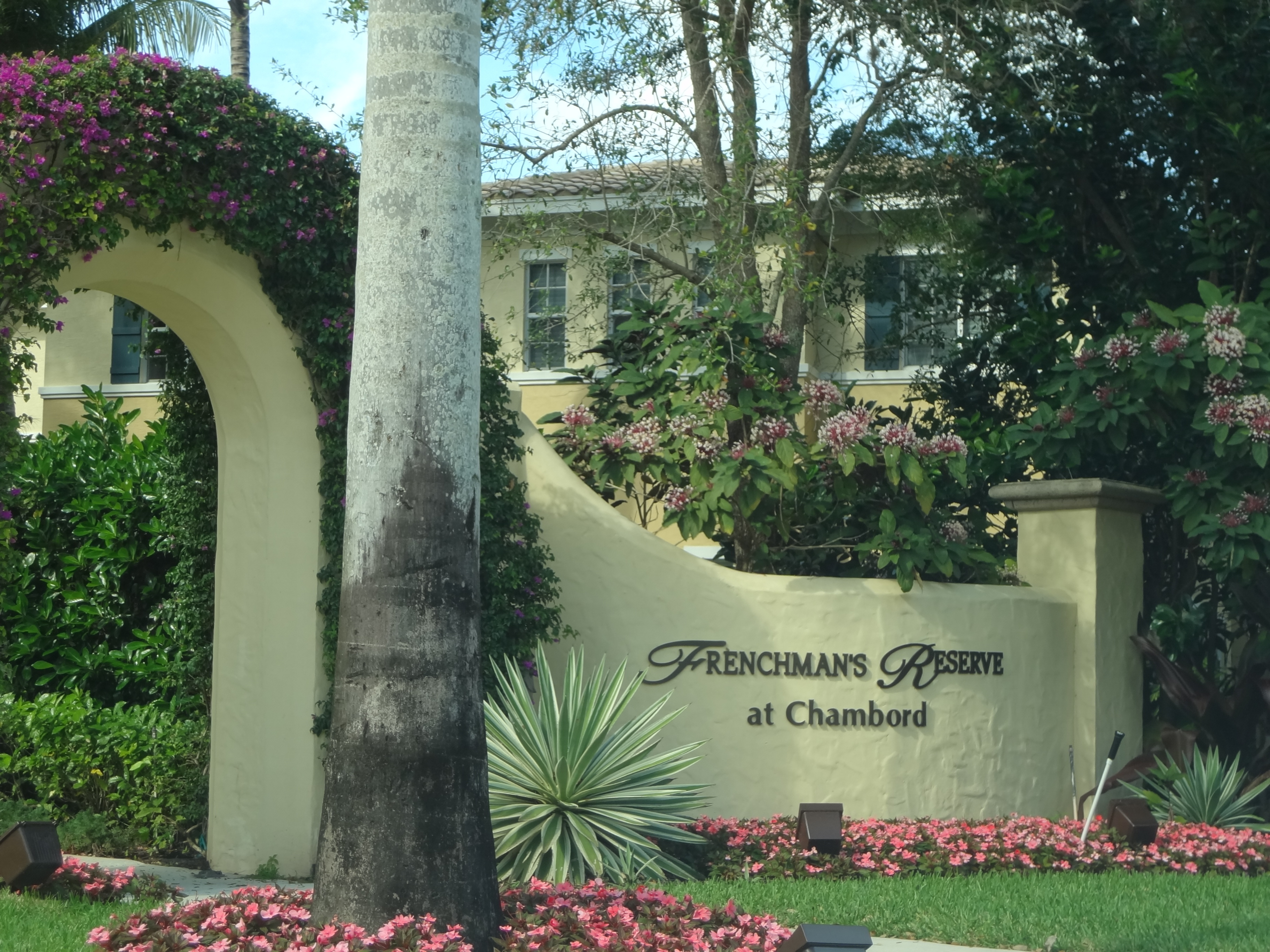 Chambord at Frenchman's Reserve Luxury Townhomes in Palm Beach Gardens FL