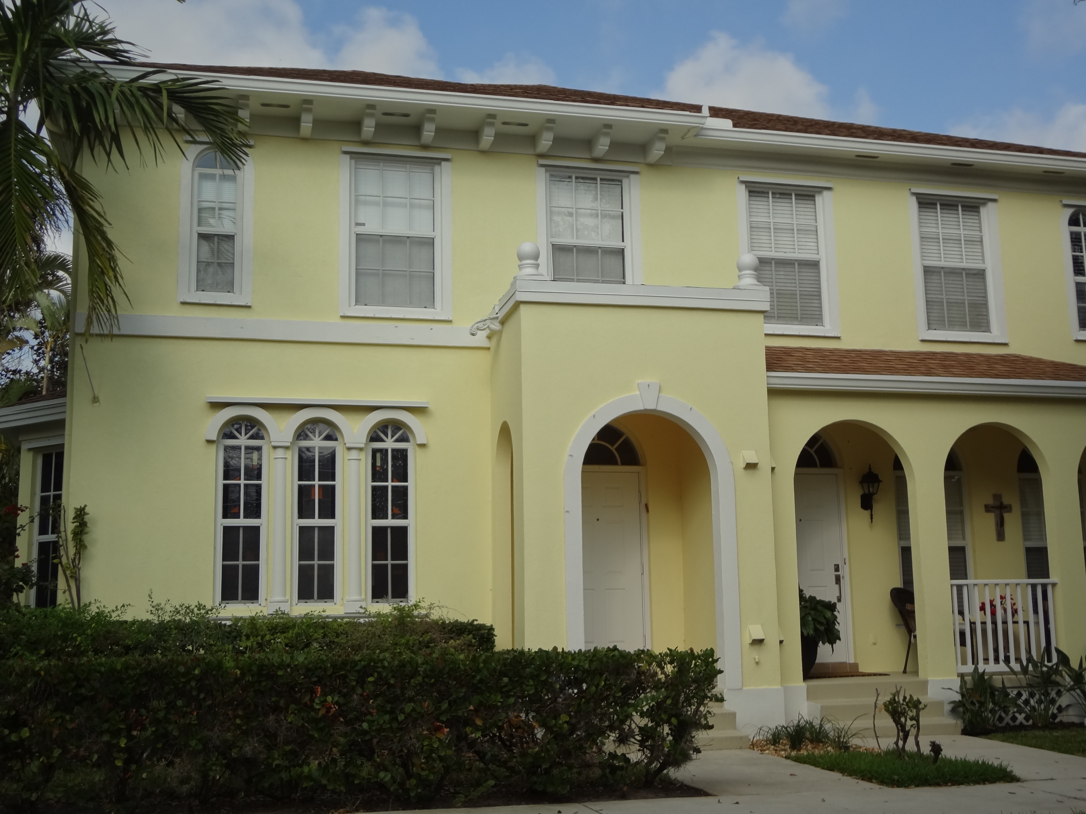 Cambridge Abacoa Jupiter FL homes and townhomes