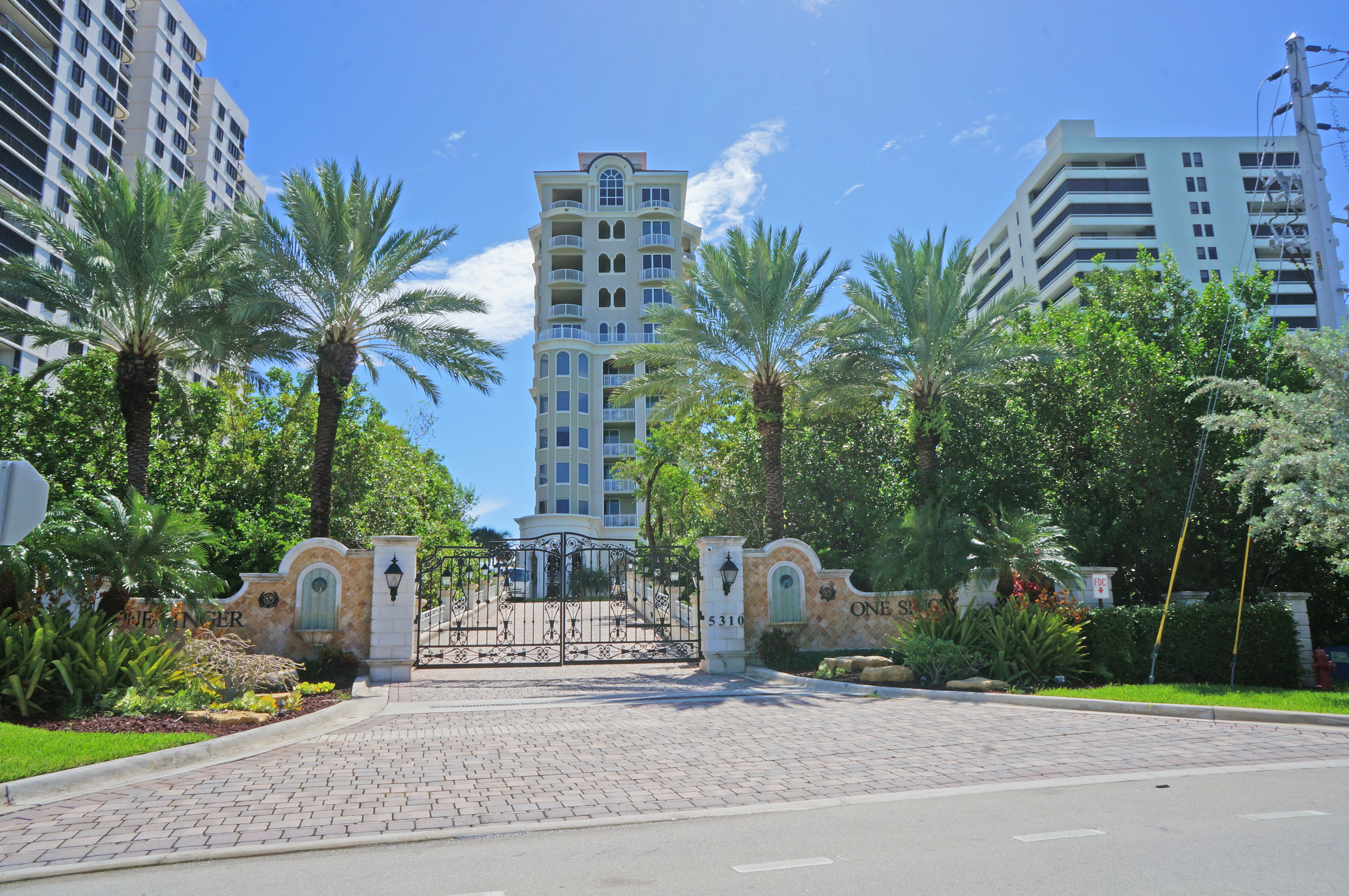 One Singer Island Luxury Oceanfront Condos