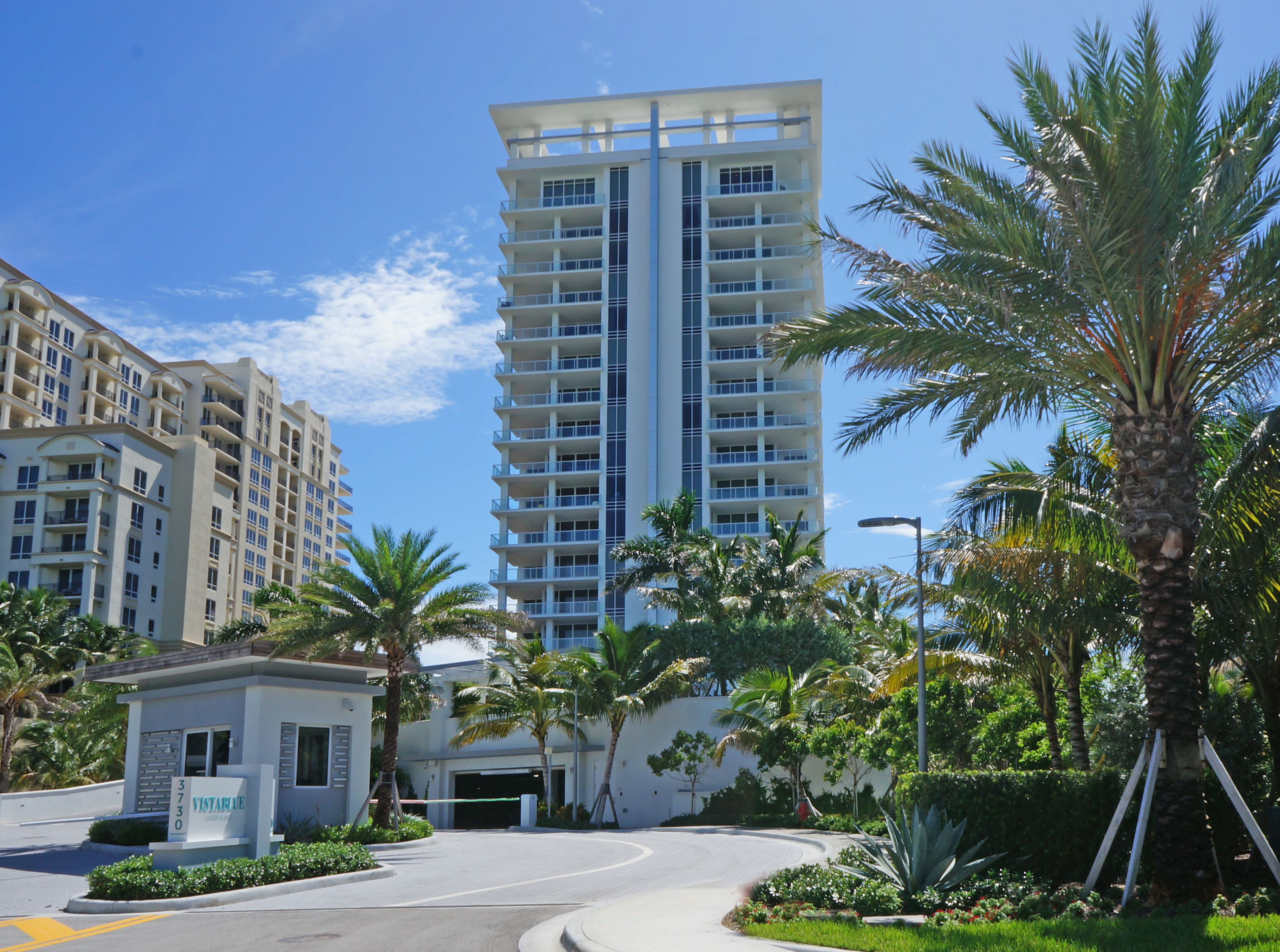 VistaBlue Luxury Singer Island Condominiums on the Ocean