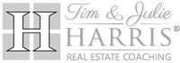 Tim and Julie Harris® Real Estate Coaching