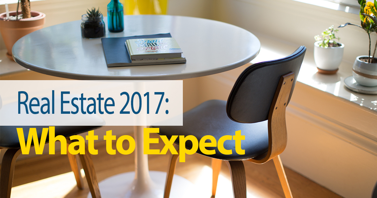 January Real Estate Market 2017: What to Expect