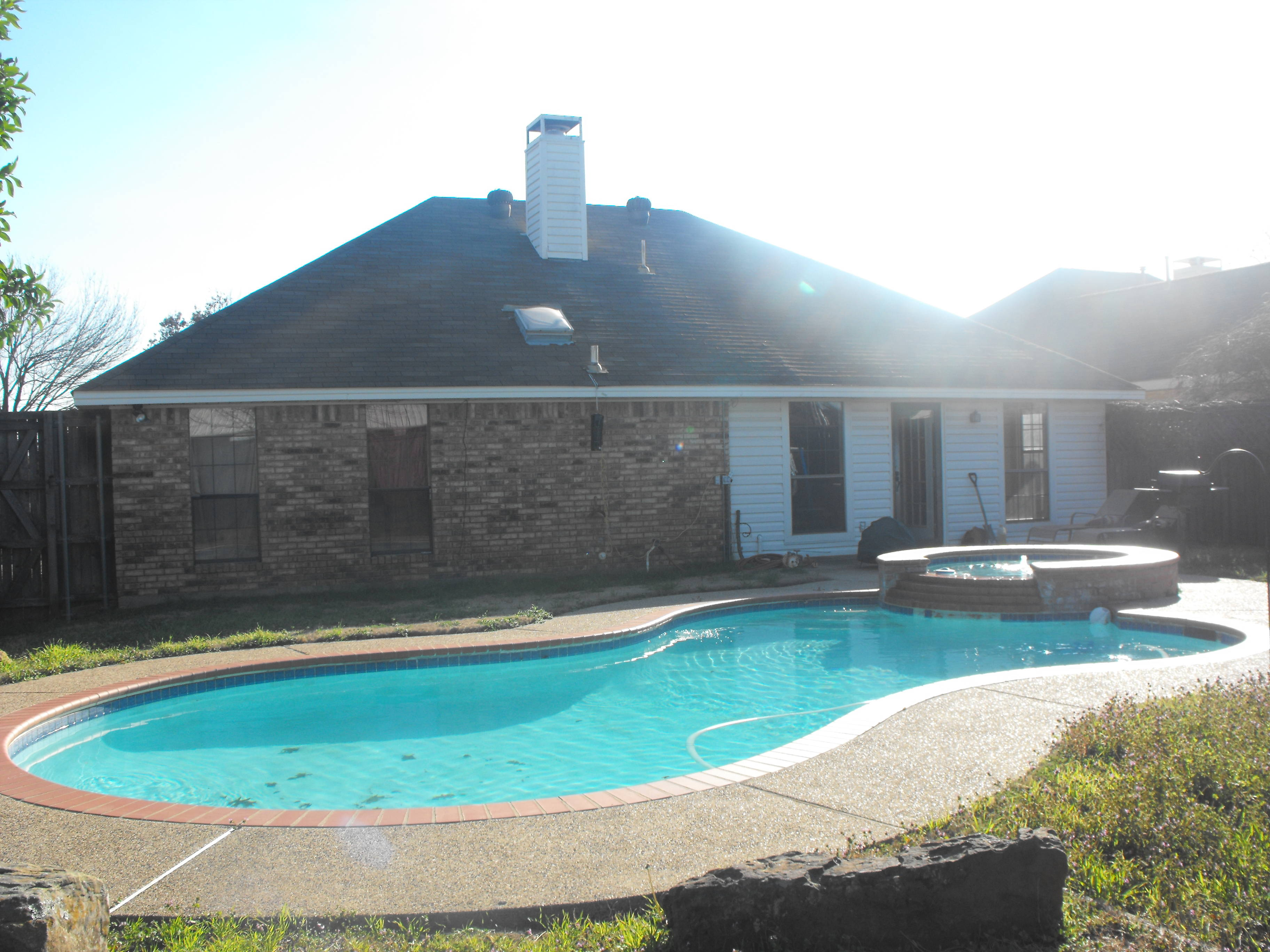 Home For Lease In Wylie Tx With Swimming Pool