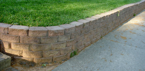 Murfreesboro Real Estate Tips- How To Build A Retaining Wall