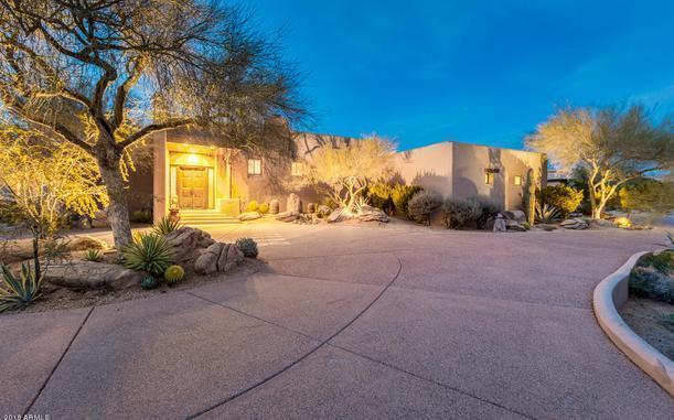 9492 E Sundance Trail Scottsdale Az 85262 Arizona Home Town