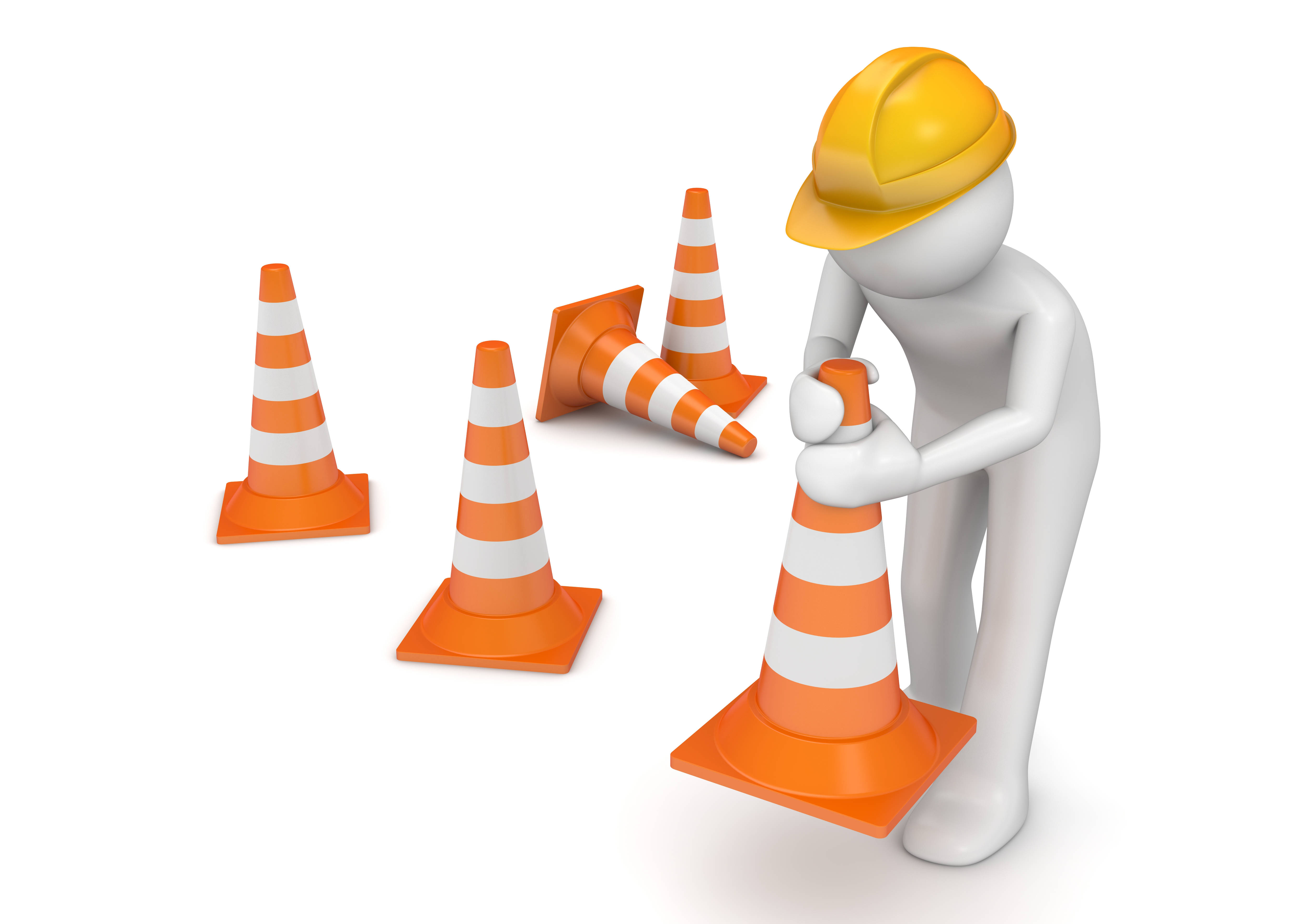 A word of caution about for Construction en 3d