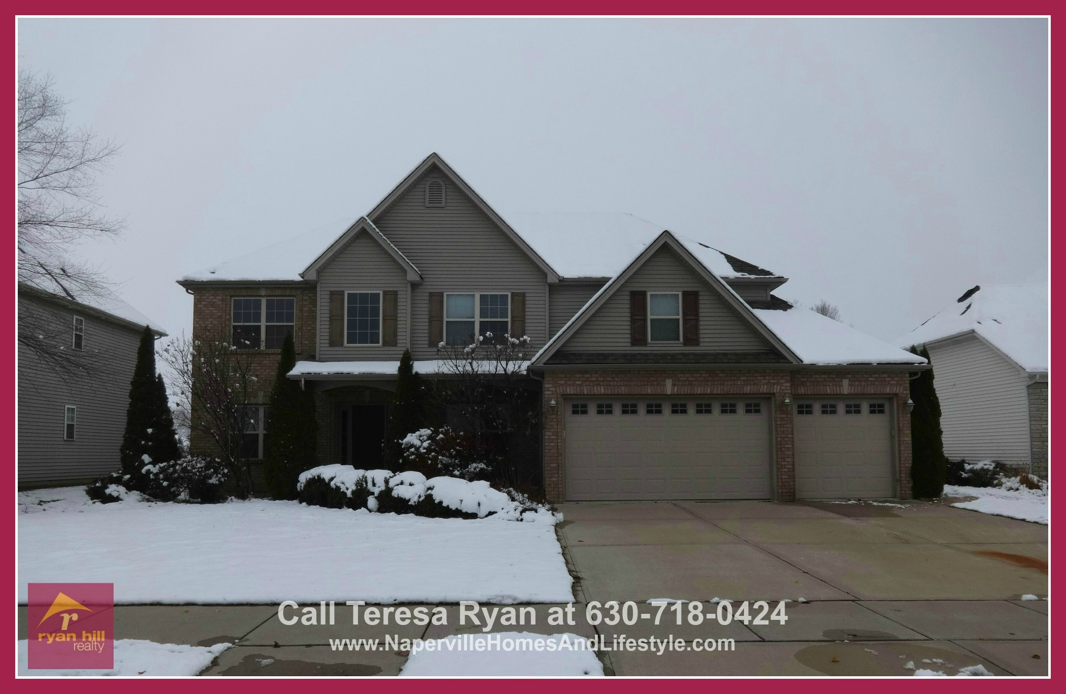 Homes for sale in Yorkville IL - Convenience and comfort are yours in this beautiful and spacious Yokville home for sale.