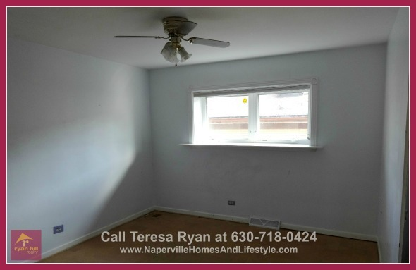 Wheaton IL Homes - Turn the bedroom of this Wheaton home for sale into your private sanctuary.