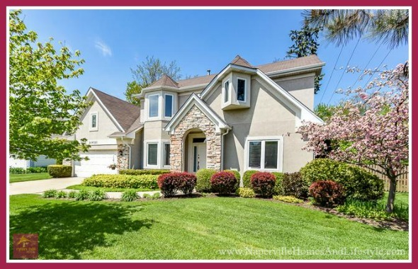 Naperville IL Real Estate Properties for Sale - Find comfort, peace and security in the Naperville homes for sale.